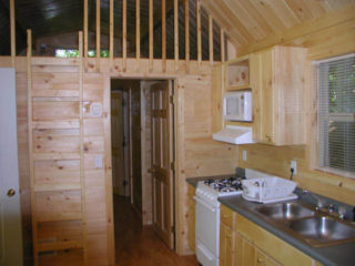 Cindy Bear Double Loft Cabin - Jellystone Mill Run - Vacation cottage in PA