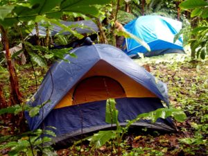 Tent Camping in PA