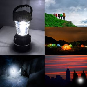 RV rechargeable-lantern
