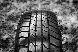 RV tire maintenance