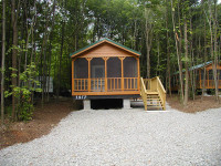 Ranger Smith™ Park Model 2 Bedroom - Pet Friendly