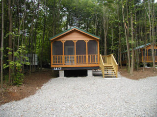 Ranger Smith™ Park Model 2 Bedroom – Pet Friendly