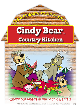Cindy Bear's™ Country Kitchen To The Rescue