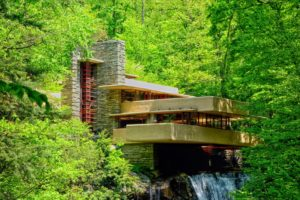 Fallingwater; The Most Unique Home in the World