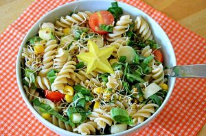 Pasta Salad Ideas for Camping Families