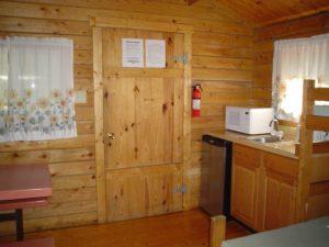 Boo Boo's 1 Room Cabins – #6, 7 & 8